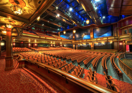 Ruby Diamond Concert Hall - Florida State University