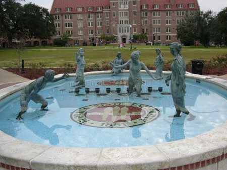The Legacy Fountain