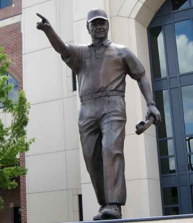The Bobby Bowden Statue