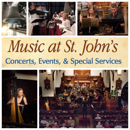 Music at St. John's