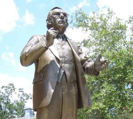 Senator Claude Pepper Statue