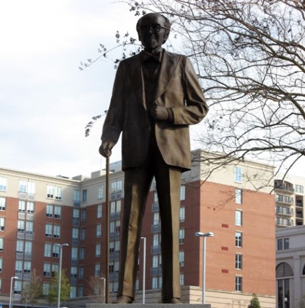 C.K. Steele Statue