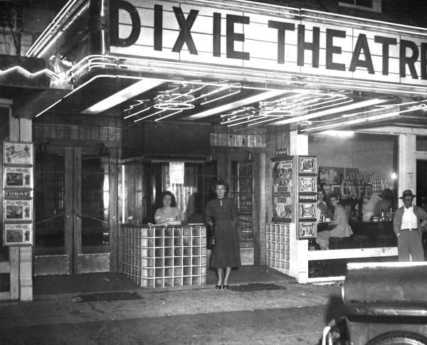 Dixie Theatre Tallahassee Arts Guide
