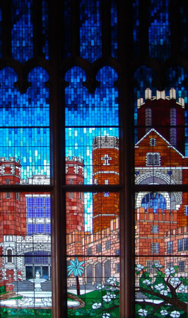 Dodd Hall Memorial Window