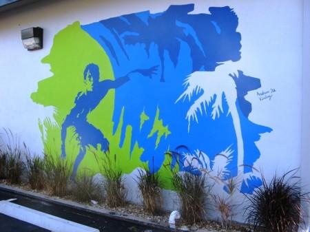 Burrito Boarder Mural