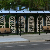 Call Street Bus Shelter