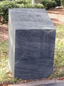 City of Tallahassee Employees Memorial
