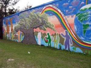 Arts Bridge Communities Mural
