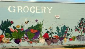 Grocery Mural
