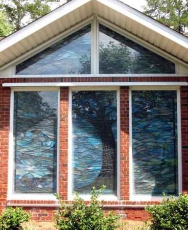 Big Bend Hospice Window
