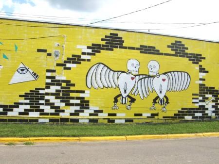 McCarron Mural