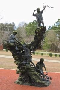 Florida Baptist Children's Homes Sculpture