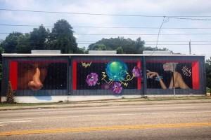Junction @ Monroe Mural