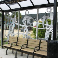 Musicians Bus Shelter