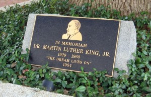 Florida Martin Luther King Memorial