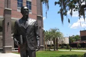 President J. Stanley Marshall Statue