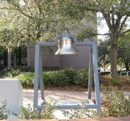 USS Tallahassee Bell