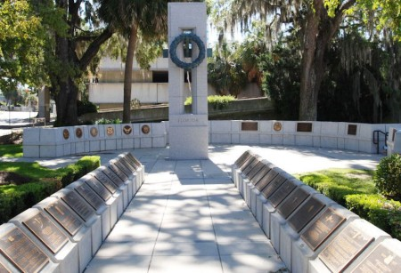 Florida's World War II Monument