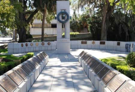 Florida's World War II Monument