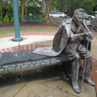 World War II Veterans' Memorial