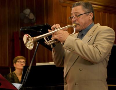 Ilse Newell INCONCERT Series: Longeneau Parsons, Trumpet