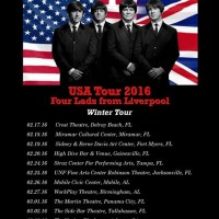 The Mersey Beatles – Four Lads from Liverpool