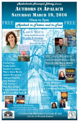 Authors in Apalach