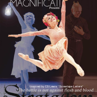 Ballet Magnificat! presents Stratagem, inspired by the C.S. Lewis novel, Screwtape Letters