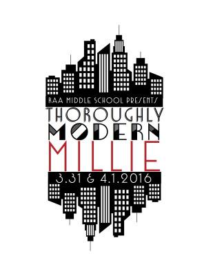 Thoroughly Modern Millie Jr.