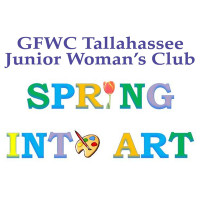 Spring into Art presented by the GFWC Tallahassee Junior Woman's Club