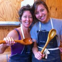 Carve A Spectacular Spoon