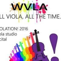 Violation Studio Recital - WVLA: All Viola, All the Time