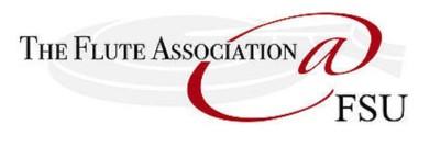 Flute Association @ FSU
