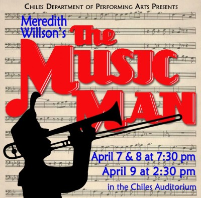 Lawton Chiles Performing Arts presents Music Man