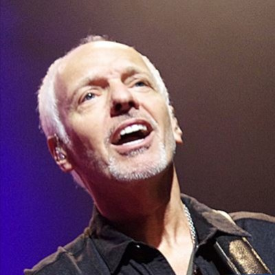 Peter Frampton, in concert