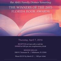 The Abitz Family Dinner honoring the 2015 Florida Book Awards Winners