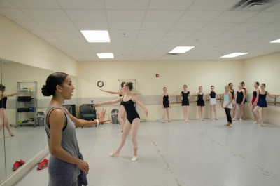 Turning Pointe: The Tallahassee Ballet's Summer Intensive