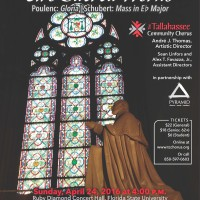 Two Sacred Works: Poulenc's Gloria & Schubert's Mass in E Flat Major