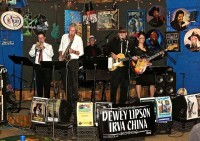 The Dewey Lipson/ Irva China Band