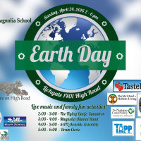 Earth Day 2016 at Lichgate on High Road