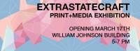 Exhibition: EXTRASTATECRAFT