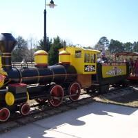 Free Train Rides - May 14