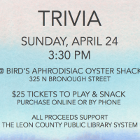 Friends of the Library Trivia