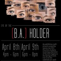 Graduating BA Studio Art Exhibition