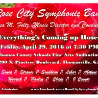 Rose City Symphonic Band free concert: Everything's Coming Up Roses