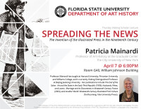 Thursby Visiting Scholar Lecture: Patricia Mainardi