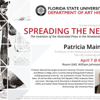 Thursby Visiting Scholar Lecture: Patricia Mainardi