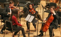 Tallahassee Youth Orchestra Chamber Ensembles