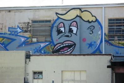 Jennings Street Mural
