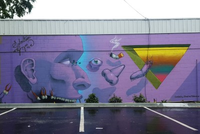 Savannah's Mural